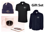 British Railways Shed Plate Gift Set 2- Includes Mug & Coaster, Polo Shirt, Beanie, Fleece