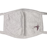 Intercity Swallow Grey Distancing Face Mask - One Size