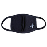 Intercity Swallow Navy Distancing Face Mask - One Size