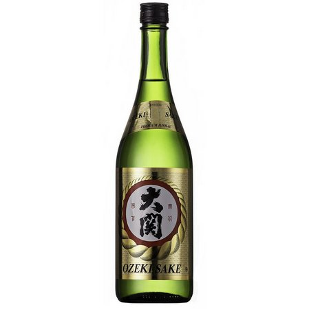 SAQUE SAKE OZEKI SAKE REGULAR 750ML