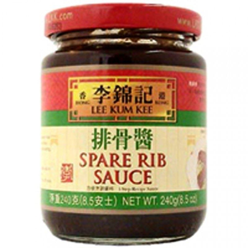 Molho Chinês p/ Costela Spare Rib Sauce - Lee Kum Kee - 226g - Mei Wei