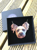 Customised pet necklace