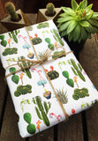 Alice in Wonderland wrapping paper