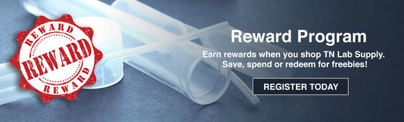 Lab Supply Reward Program