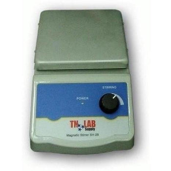 Magnetic Stirrer 100-1600 rpm Vertical Support Rod with Probe Holder-Equipment-TN Lab Supply