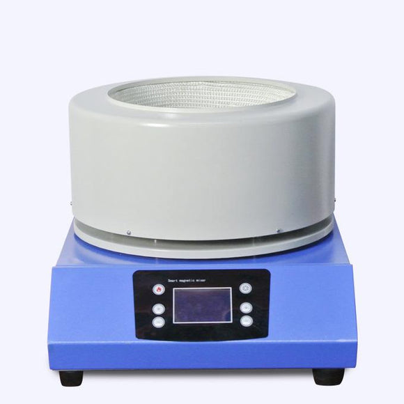 Heating Mantel with Digital Heat Control and Digital Magnetic Stirrer Control 2L