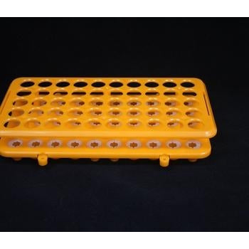 Plastic Test Tube Rack with 50 holes for 13 mm to 18 mm tubes-Hardware-TN Lab Supply