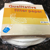 Slow Model Qualitative Filter Paper - 18 cm