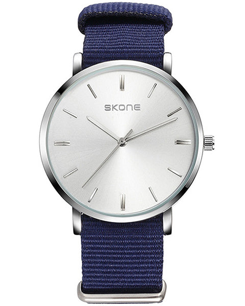 Skone Prescott Mens Watch - Blue NATO Strap