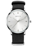 Skone Prescott Mens Watch - Black NATO Strap