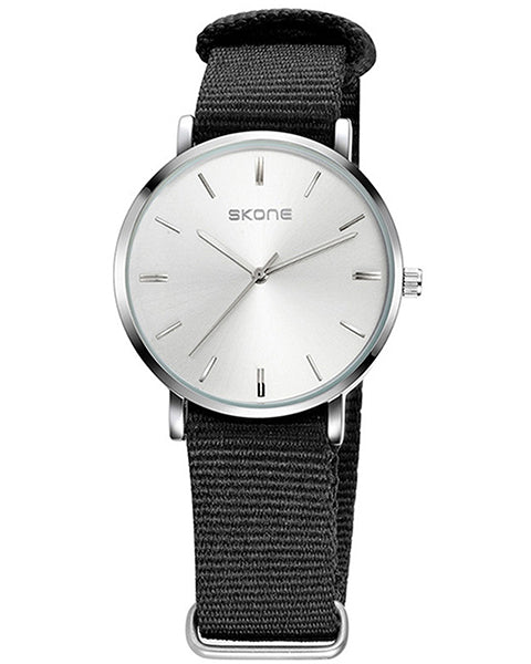 Skone Prescott Ladies Watch - Black NATO Strap