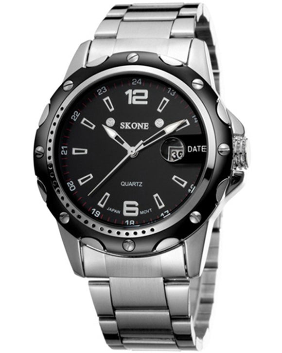 Skone Corsham Men's Watch - Black