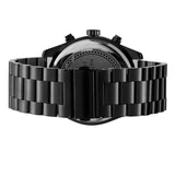 Skone Costa Men's Watch Stainless Steel Link Strap
