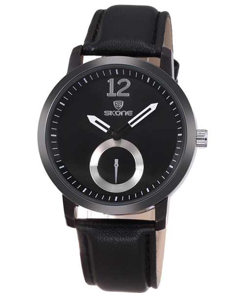Skone Canterbury Mens Watch - Black