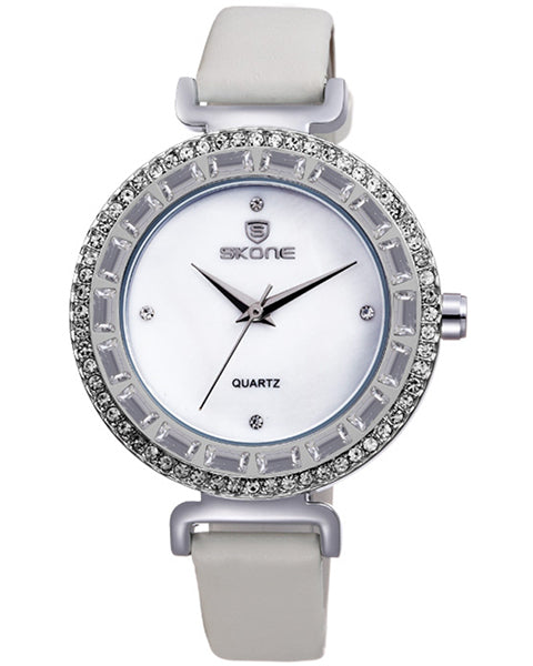 Skone Dover Ladies Watch - Silver