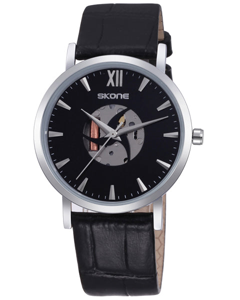 Skone Manchester Mens Watch - Black