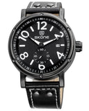 SKONE Glasgow Mens Watch - Black Strap