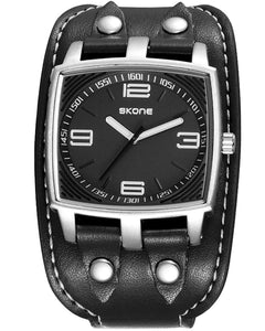 Skone Wolverhampton Mens Watch - Black