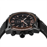 Skone Romford Chrono Men's Watch - Black
