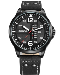 Skone Rochester Men's Watch - Black