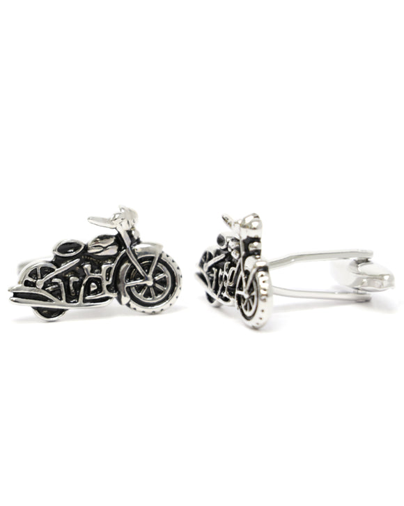 Skone Motorcycle Cufflinks