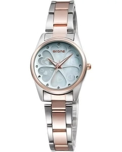 Skone Ladies Chilton Watch - Rose Gold