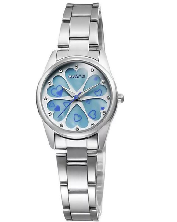 Skone Ladies Chilton Watch - Baby Blue