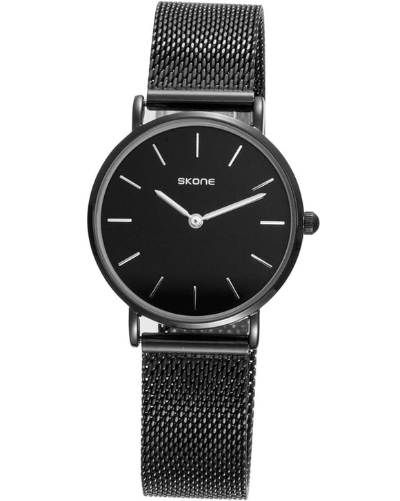 Skone Camden Ladies Watch - Black