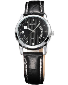 Skone Redhill Ladies Watch - Black