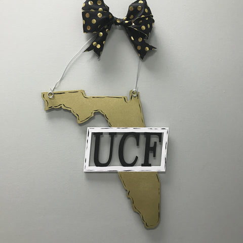 University of Central Florida (UCF) Door Sign