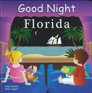 Good Night Florida Book