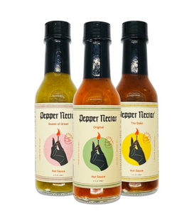 Pepper Nectar Hot Sauce
