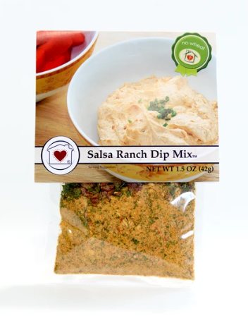 Salsa Ranch Dip Mix