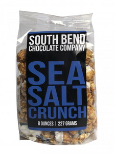 Sea Salt Crunch Popcorn