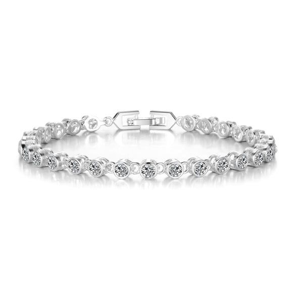 Philip Jones Solitaire Bracelet