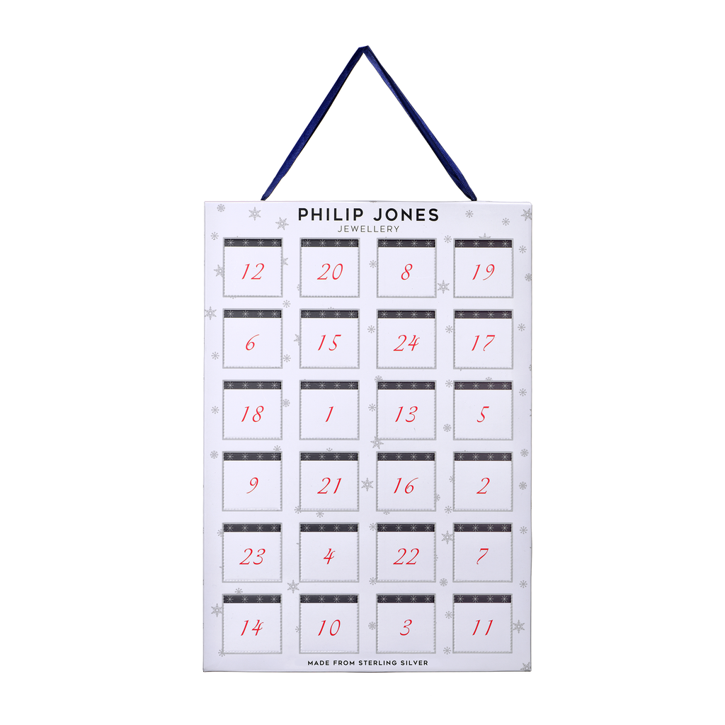 Sterling Silver Jewellery Advent Calendar