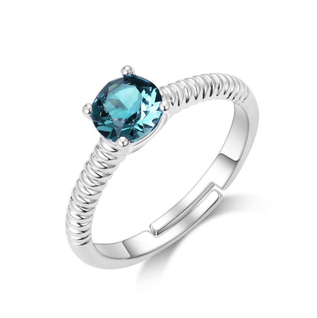 May (Emerald) Birthstone Ring