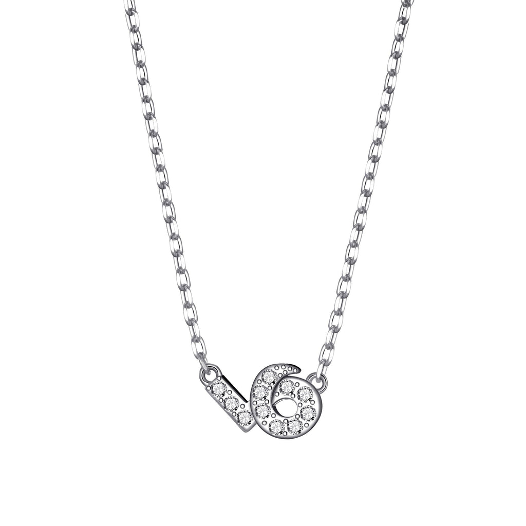 Capricorn Zodiac Necklace Created with Swarovski® Crystals
