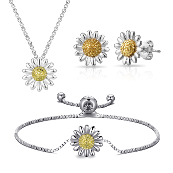 3pc Daisy Set