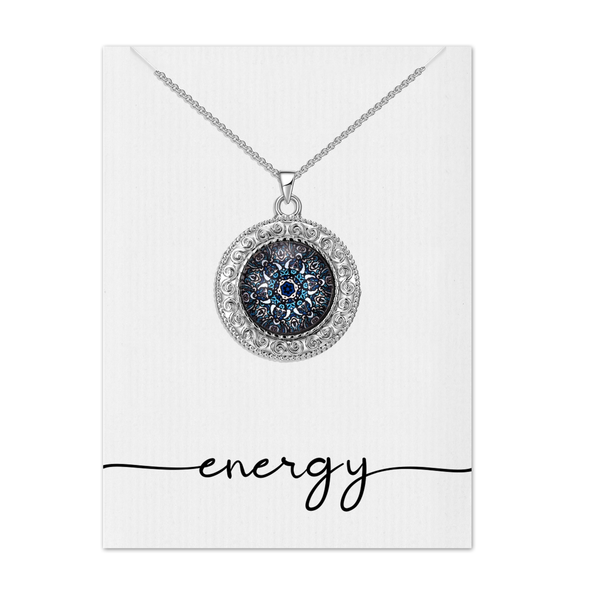 Energy Mandala Necklace