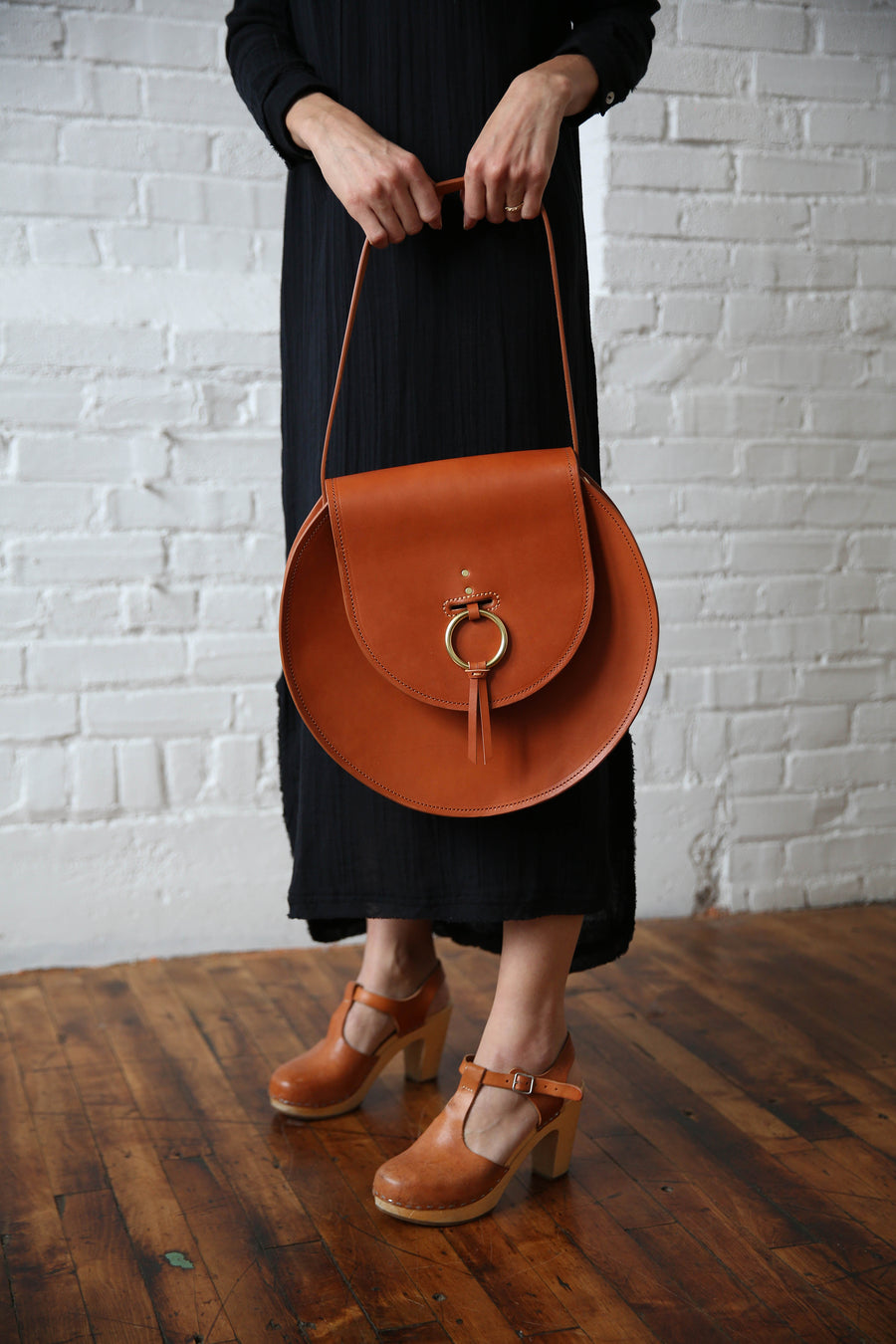 The Stella Circle Bag
