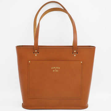 The Fairmount Zipper Tote