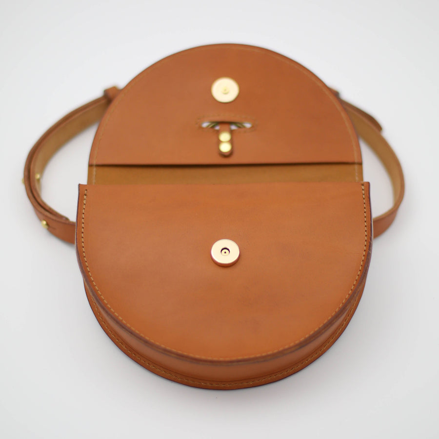 The Penelope Convertible Belted Bag