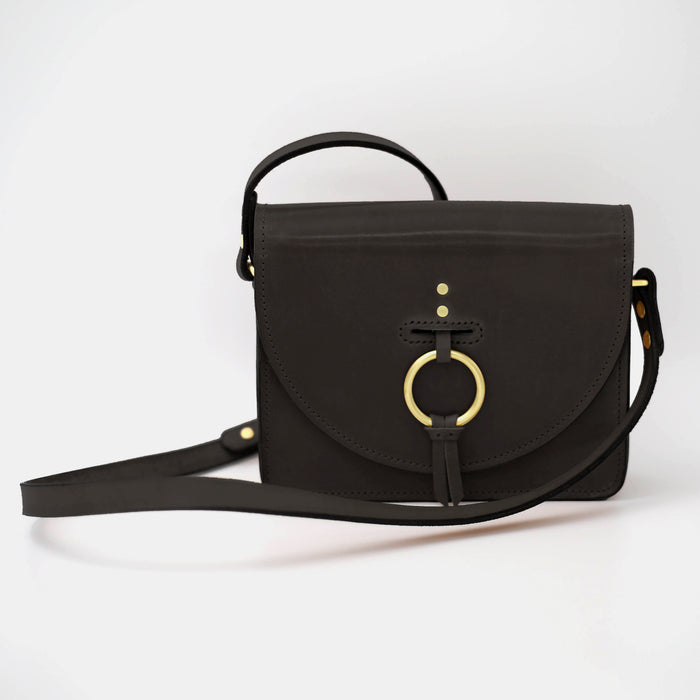 Cross-body bag Black