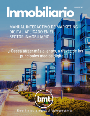Curso de  Marketing Digital para Vender o Arrendar Inmuebles - Curso Marketing Digital BMT