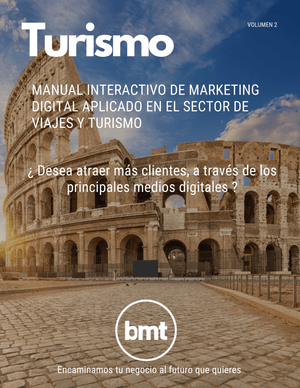 Curso de Marketing Digital para Vender Turismo - Curso Marketing Digital BMT
