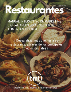 Curso de Marketing Digital para Promocionar Restaurantes - Curso Marketing Digital BMT