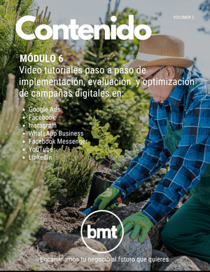 Manual Interactivo de Marketing Digital Online Aplicado al Sector Agropecuario