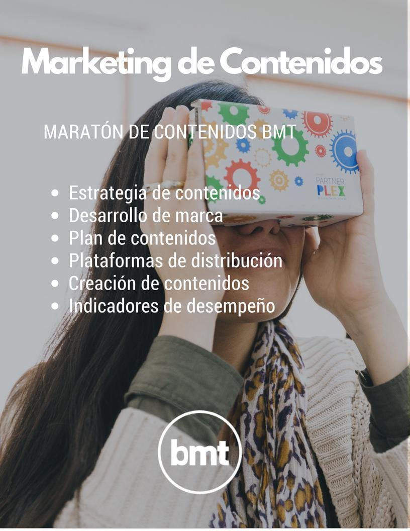 Curso de Content Marketing & Video - BMT Costa Rica