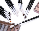 15 Piece Eyeshadow Brush Set